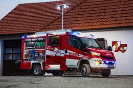 FF Großnondorf im Brandaus!
